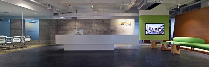 上海尚乐广告设计loft办公室_办公室装修案例-城起室